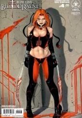 Okładka książki BloodRayne: Prime Cuts #4 [Limited Edition Retailer Incentive]