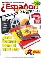Okładka książki ¿Español? Sí, gracias?. Numer 44 (październik/listopad/grudzień) Redakcja ¿Español? Sí gracias