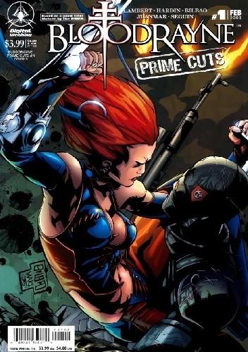 Okładka książki BloodRayne: Prime Cuts #1 [Cover B] Chad Lambert