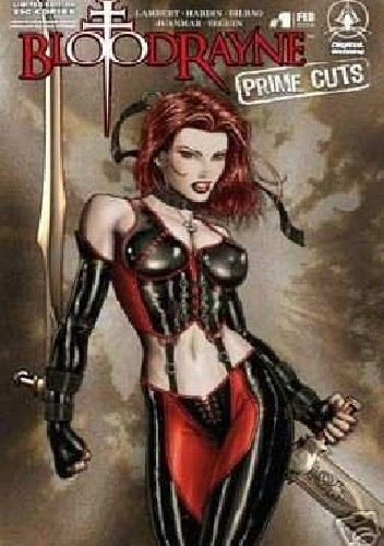 Okładka książki BloodRayne: Prime Cuts #1 [Retailer Incentive Cover] Chad Lambert