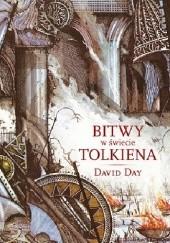 Okładka książki Bitwy w świecie Tolkiena David Day