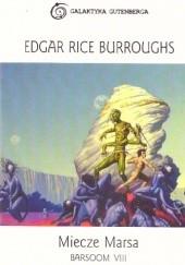 Okładka książki Miecze Marsa Edgar Rice Burroughs