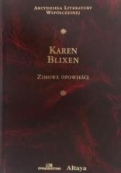 Okładka książki Zimowe opowieści Karen Blixen