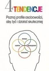 Okładka książki 4 tendencje. Poznaj profile osobowości, aby żyć i działać skuteczniej Gretchen Craft Rubin