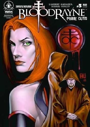 Okładka książki BloodRayne: Prime Cuts #3 [Cover B] Chad Lambert