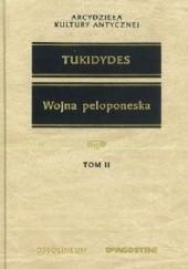 Okładka książki Wojna peloponeska (Tom II)