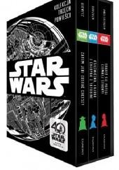 Okładka książki Star Wars. Kolekcja 3 powieści Tom Angleberger,Alexandra Bracken,Adam Gidwitz