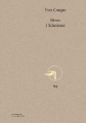Okładka książki Słowo i Tchnienie Yves Congar