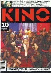 Okładka książki Kino, nr 10 / październik 2018 Redakcja miesięcznika Kino