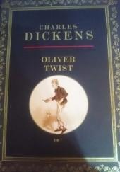 Okładka książki Oliver Twist Tom 1 Charles Dickens