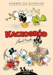 Okładka książki Powrót do Klondike i inne historie z lat 1952–1953 Carl Barks