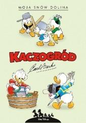 Okładka książki Moja snów dolina i inne historie z lat 1953–1954 Carl Barks