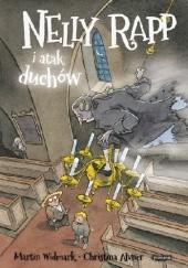 Okładka książki Nelly Rapp i atak duchów Martin Widmark