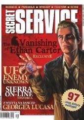 Okładka książki Secret Service #97 Redakcja Miesięcznika Secret Service