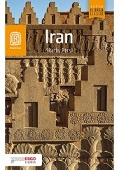 Okładka książki Iran. Skarby Persji Michał Lubas