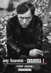 Okładka książki Zbrodnia i... Jerzy Nasierowski
