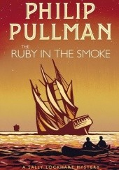 Okładka książki The Ruby in the Smoke Philip Pullman