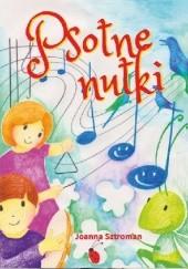 Okładka książki Psotne nutki Joanna Sztroman