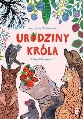 Okładka książki Urodziny Króla Przemysław Wechterowicz
