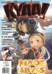 Okładka książki Kyaa! nr 57 Redakcja magazynu Kyaa!