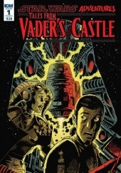 Okładka książki Star Wars Adventures: Tales from Vader's Castle #1 Francesco Francavilla,Cavan Scott,Chris Fenoglio,Derek Charm