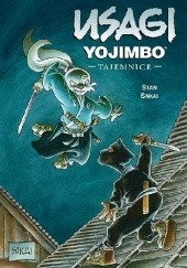 Okładka książki Usagi Yojimbo: Tajemnice Stan Sakai