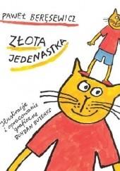 Okładka książki Złota jedenastka Paweł Beręsewicz,Bohdan Butenko