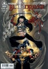 Okładka książki BloodRayne: Tokyo Rogue #2 [Cover B]