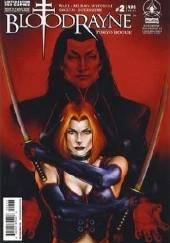 Okładka książki BloodRayne: Tokyo Rogue #2 [Limited Edition Retailer Incentive]