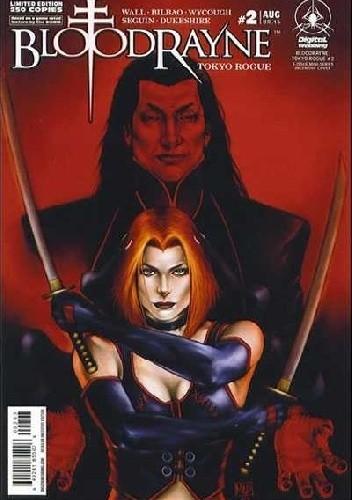 Okładka książki BloodRayne: Tokyo Rogue #2 [Limited Edition Retailer Incentive] Troy Wall