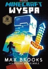 Okładka książki Minecraft: wyspa Max Brooks