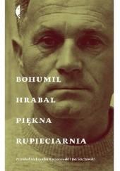 Okładka książki Piękna rupieciarnia Bohumil Hrabal