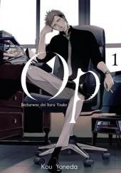 Okładka książki Op: Bezbarwne dni Itaru Yoake #1 Kou Yoneda