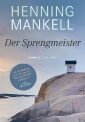 Okładka książki Der Sprengmeister Henning Mankell