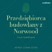 Okładka książki Przedsiębiorca budowlany z Norwood Arthur Conan Doyle
