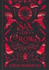 Okładka książki Six of Crows Leigh Bardugo