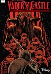 Okładka książki Star Wars Adventures: Tales From Vader's Castle #4 Francesco Francavilla,Cavan Scott,Chris Fenoglio,Derek Charm
