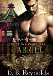 Okładka książki Gabriel D.B. Reynolds