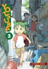 Okładka książki Yotsuba! #3 Kiyohiko Azuma