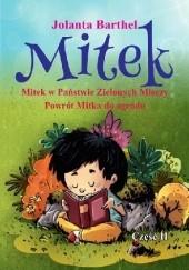 Okładka książki Mitek II Jolanta Barthel