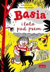 Okładka książki Basia i lato pod psem Zofia Stanecka,Marianna Oklejak