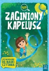 Okładka książki Zaginiony kapelusz Agata Giełczyńska