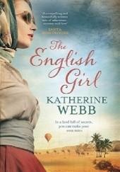 Okładka książki The English Girl Katherine Webb