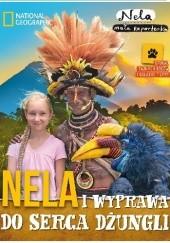 Okładka książki Nela i wyprawa do serca dżungli Nela