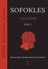 Okładka książki Tragedie. Tom I Sofokles