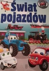 Okładka książki Samochodzik Franek. Świat pojazdów. Elżbieta Wójcik
