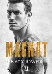 Okładka książki Magnat Katy Evans