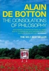 Okładka książki The Consolations of Philosophy Alain de Botton