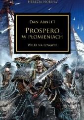 Okładka książki Prospero w płomieniach Dan Abnett