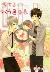 Okładka książki Koisuru Barairo Tenchou Mochimeko
